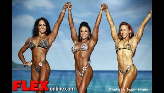 Awards - Fitness - IFBB Valenti Gold Cup