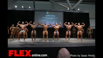 Comparisons - Men's 212 - 2013 Toronto Pro