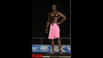 Abeka Wilson - Men's Physique F - 2013 JR Nationals