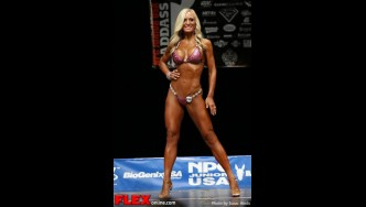 LaJean Morrow - Bikini Class F - NPC Junior USA's