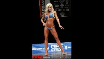 Taylor Knollenberg - Bikini Class F - NPC Junior USA's