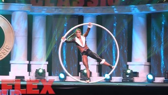 2017 Fitness International Routine: Oksana Grishina