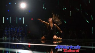 Oksana Grishina on 'America's Got Talent'