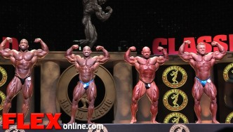 2015 Arnold Classic Prejudging Highlights