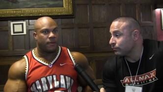 Phil Heath Interview by Fakhri Mubarak