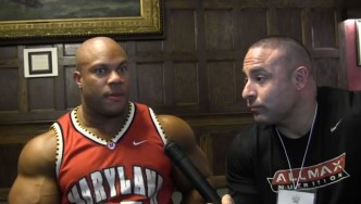 Phil Heath Interview by Fakhri Mubarak
