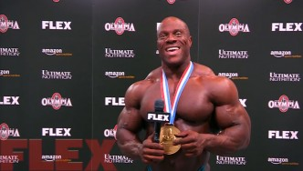 Phil Heath On the NPC/IFBB