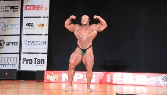 2016 IFBB Pittsburgh Pro Guest Posing: Phil Heath