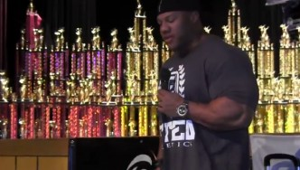 Phil Heath Seminar @ 2013 Natural Ohio Part 3 of 4