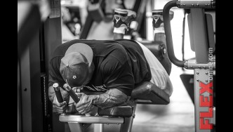 Phil Heath's Last Workout Before Olympia
