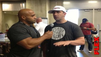 2013 IFBB Dallas Europa Super Show Wrap Up with Dennis James & Isaac Hinds