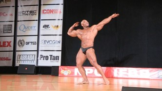 2016 IFBB Pittsburgh Pro Guest Posing: Sergio Oliva, Jr.