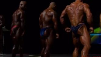2013 Toronto Pro Open Men Posedown