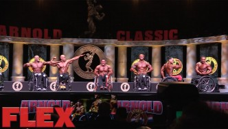 2017 Arnold Classic Wheelchair Bodybuilding Highlights