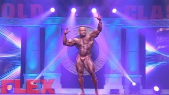 2017 Arnold Classic Routine: Will Harris