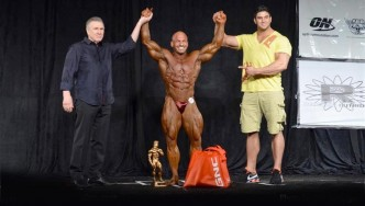Mike Yablon 2013 Masters Nationals 40+ Overall Winner Interview with Dennis James