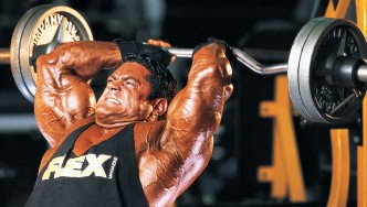 Bodybuilder Workouts - Gustavo Badell