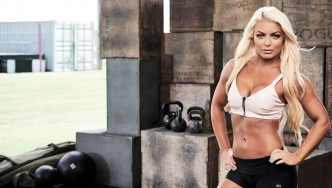 Training Day with WWE Star Mandy Rose