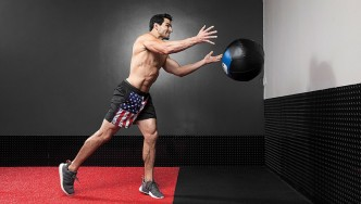 Medicine Ball Throw