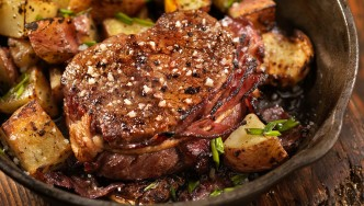 Steak Potatoes