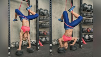 Jessie Graff's Favorite Foundational Moves