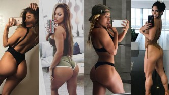 20 of the Best Butts on Instagram in 2018