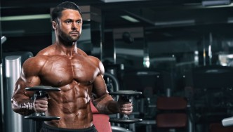 30-Minute Dumbbell Workout to Build Your Chest