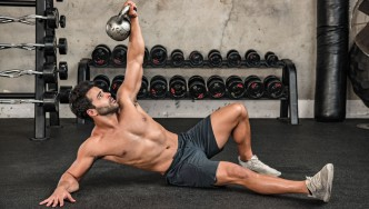 5 Ways to Train With Kettlebells