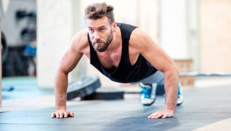 5 CrossFit Workouts To Help You Do 100 Pushups In A Row