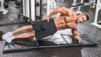Forearm Side plank