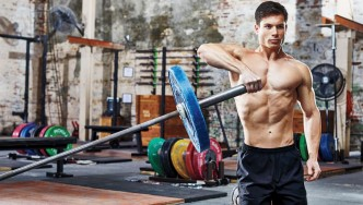 The Landmine Shoulder Circuit to Improve Mobility and Boost Strength