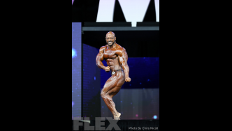 Sami Al Haddad - 212 Bodybuilding - 2018 Olympia