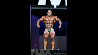 Ahmad Ashkanani - 212 Bodybuilding - 2018 Olympia