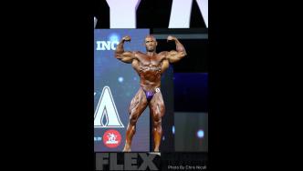 Alex Cambronero - 212 Bodybuilding - 2018 Olympia