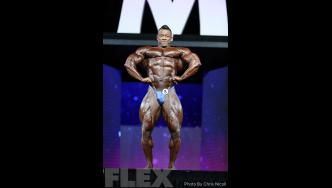 Ricardo Correia - 212 Bodybuilding - 2018 Olympia