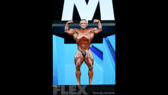 Jose Raymond - 212 Bodybuilding - 2018 Olympia
