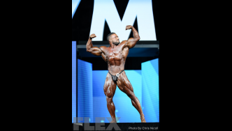 Zane Watson - 212 Bodybuilding - 2018 Olympia