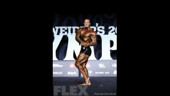 Chris Bumstead - Classic Physique - 2018 Olympia