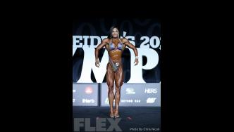 Jessica Reyes Padilla - Figure - 2018 Olympia