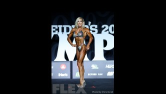 Ryall Graber - Fitness - 2018 Olympia