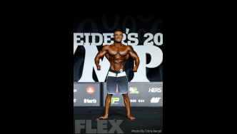 Jeremy Potvin - Men's Physique - 2018 Olympia