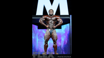 Michael Lockett - Open Bodybuilding - 2018 Olympia