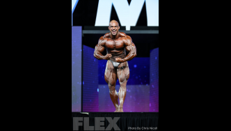 Alexis Rivera - Open Bodybuilding - 2018 Olympia