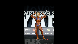 Michaela Aycock - Women's Physique - 2018 Olympia