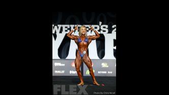 Michaela Aycock - Women's Physique - 2018 Olympia
