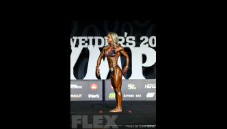 Marjorie Beck - Women's Physique - 2018 Olympia