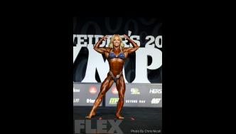 Eleonora Dobrinina - Women's Physique - 2018 Olympia