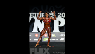 Melissa Pearo - Women's Physique - 2018 Olympia