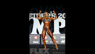 Autumn Swansen - Women's Physique - 2018 Olympia