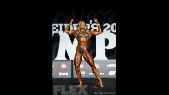 Autumn Swansen - Women's Physique - 2018 Olympia